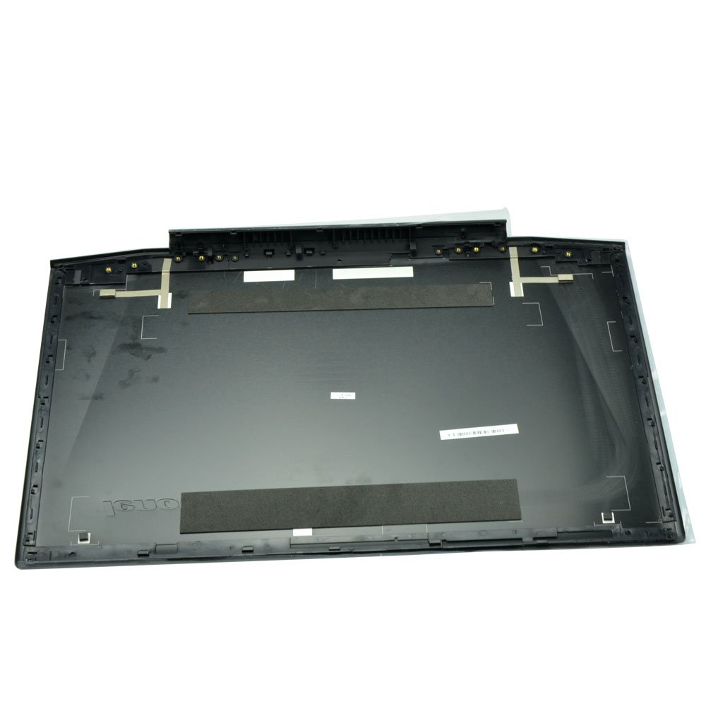 Eathtek Replacement 15.6'' LCD Real Back Cover for Lenovo Y50-70 TouthScreen Version series, Compatible with part# AM14R000300 (Note: Not fit the Non-touch series laptop)