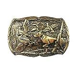 Belt Buckle Duck Hunting, Solid brass buckle, Hunter belt buckle, Duck season, Duck hunter gift, Duck buckle
