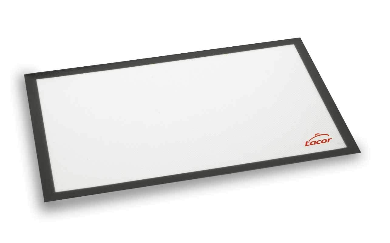 Lacor - 66731 - Tapete Silicona Para Bandeja 60x40 cm- Blanco ...