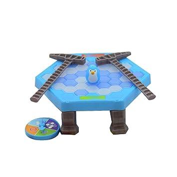 1 Juego Creativo Puzzle Juego De Mesa Guardar Rompehielos Golpe ...