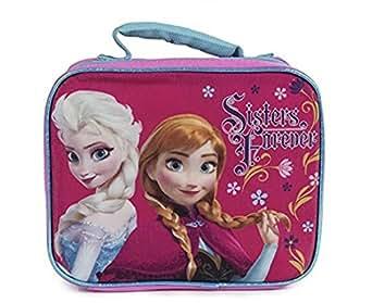 Disney FCCOR16ZA Frozen Lunch Kit, Pink