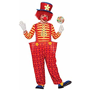 Forum Novelties Hoopy The Clown Child Costume, Small