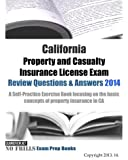 California Property and Casualty Insurance License Exam