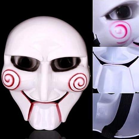 RCFRGV Máscara de Halloween Fabulous The Saw Figure Máscara de ...