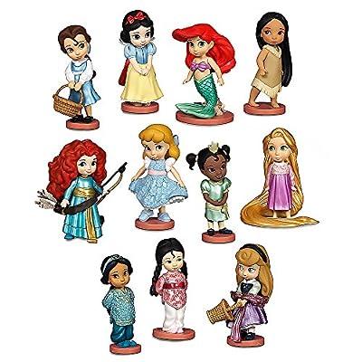Disney Animators' Collection Deluxe Figure Set