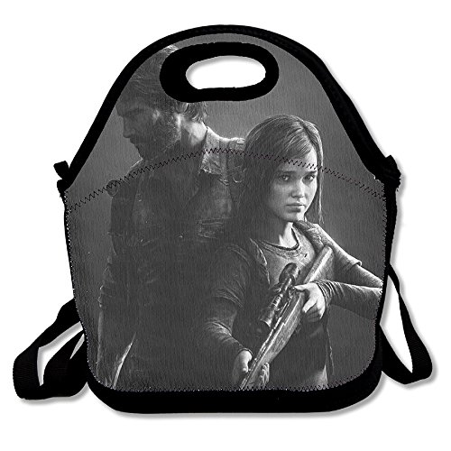 The Last Of Us Remastered Lunch Bag Travel Zipper Organizer Bag, Waterproof (Denver Nuggets Bag)