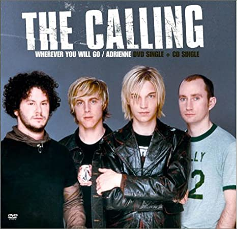 Amazon Com The Calling Wherever You Will Go Adrienne Dvd Single Cd Single By The Calling Movies Tv