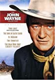 The John Wayne Collection (El Dorado, The Man Who Shot Liberty Valance, The Shootist, The Sons of Katie Elder, True Grit) by John Wayne