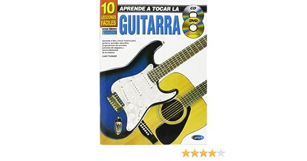 Aprende a tocar la Guitarra: 10 Lecciones Fáciles Koala: Amazon.es: Gary Turner, Guitar: Libros