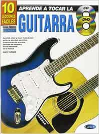 Aprende a tocar la Guitarra: 10 Lecciones Fáciles Koala: Amazon.es ...