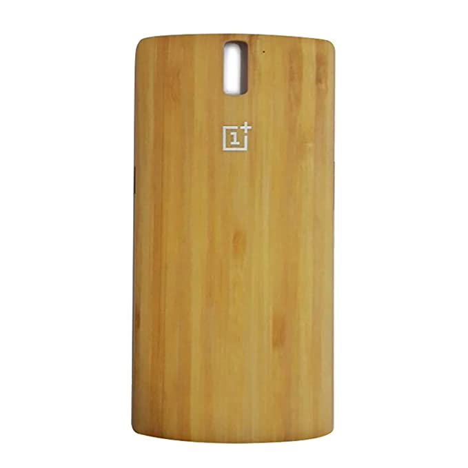 Carcasa Oneplus One Original Case-de bambú: Amazon.es ...