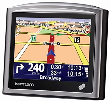 Amazoncom TomTom ONE Portable GPS Vehicle Navigator - Gps amazon com