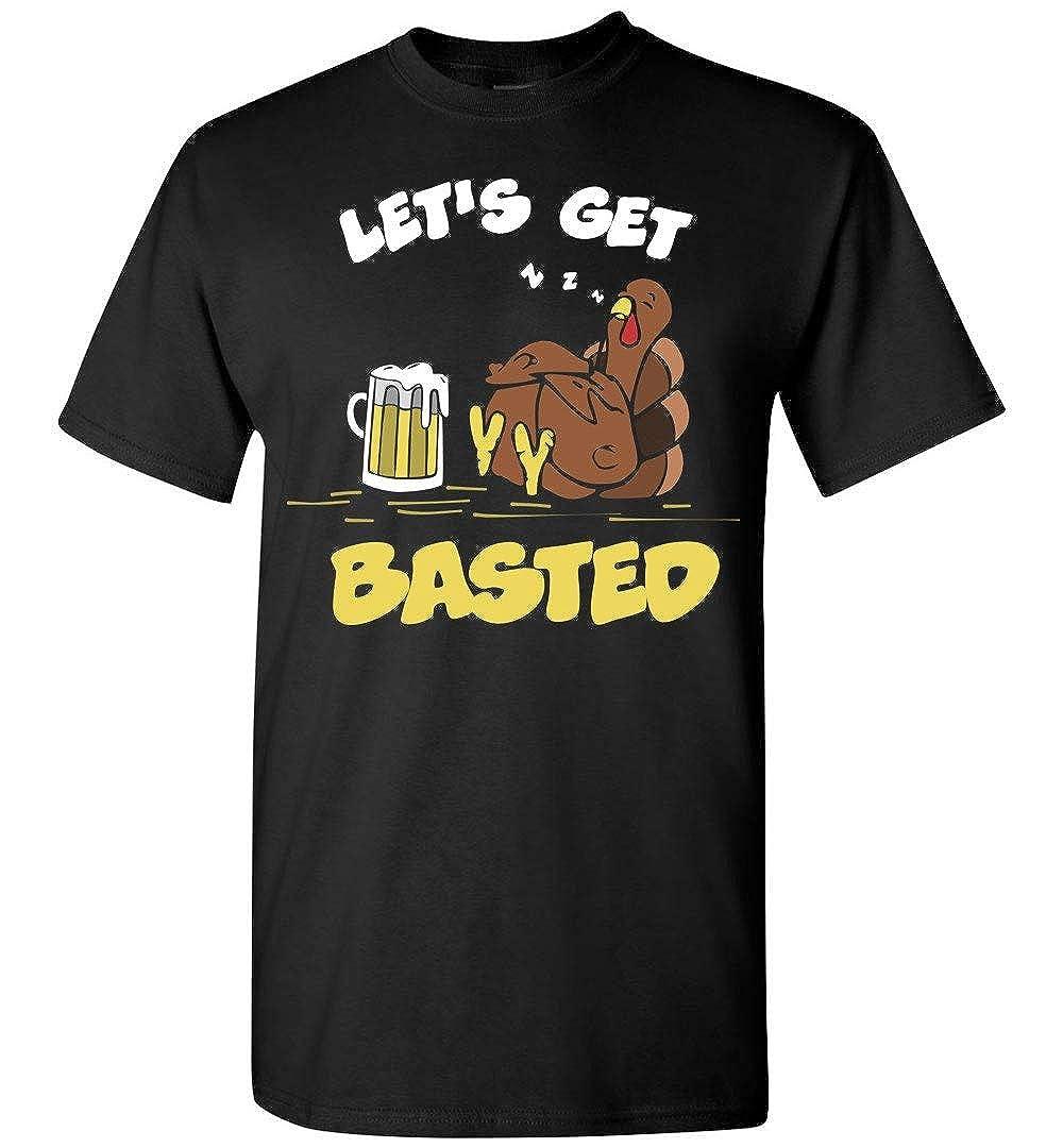 Nana Store Lets Get Basted T Shirt