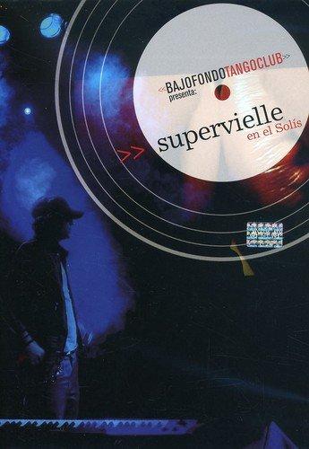 DVD : Luciano Supervielle - Bajofondo Tango Club En El Sol (NTSC Format)