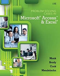 Mis cases decision making wih application software 4th edition problem solving cases in microsoft access and excel fandeluxe Gallery