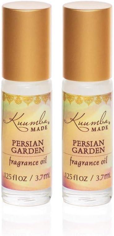 Kuumba Made Persian Garden Fragrance Oil 0.125 Fl Oz (2 Pack)