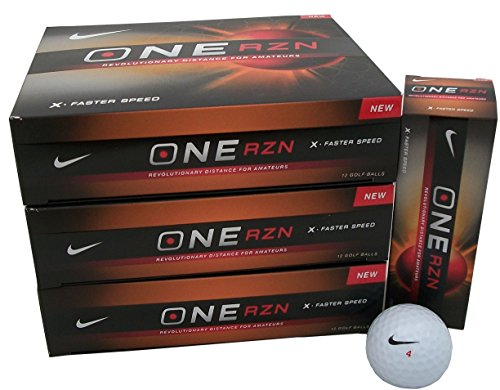 19de95ef6e57a 3 Dozen NEW Nike One RZN X Faster Speed Golf Balls 36 Total Retail ...