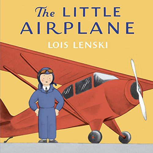 The Little Airplane (Childrens Airplane)