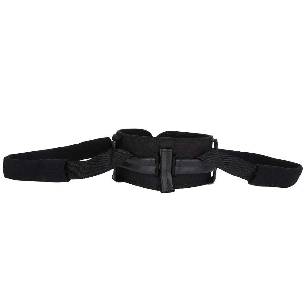 Wytino Transfer Belt with Handles, Long Gate Strap Quick Release Buckle Safety Gait Assist DeviceElderly