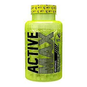 3XL Nutrition - Active Max - 100 cápsulas: Amazon.es: Salud y ...