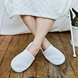 MODLUX Spa Slippers - 12 Pairs of Cotton Velvet