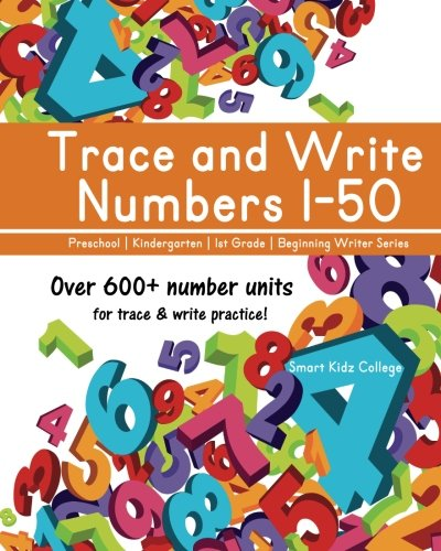 Download Trace and Write Numbers 1-50 pdf
