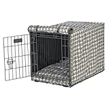 Luxury Crate Cover Size: X-Large (30'' H x 28'' W x 42'' L)
