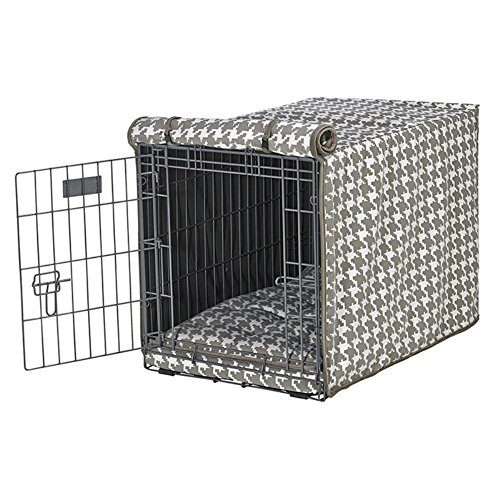 Luxury Crate Cover Size: X-Large (30'' H x 28'' W x 42'' L) by Bowsers (Image #9)