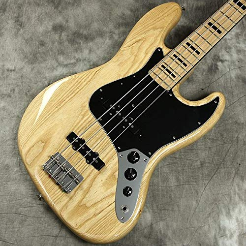 Fender USA/American Vintage '75 Jazz Bass Natural   B07R3FMWK1