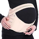 Hisret Pregnancy Belly Support Band Maternity Waist Back Abdomen Belt Adjustable