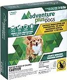 Dog Flea Treatment Collar - Adventure Plus (4-pack) (SMALL DOG 3-10 lbs)