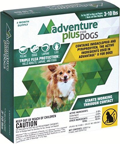 Adventure Plus – Flea Drops – MADE IN THE USA