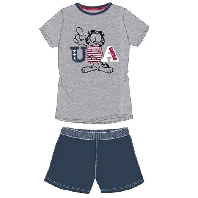 Conjunto de pantalón corto con diseño de EE. uu. multicolor medium