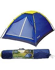 Barraca 3 Pessoas Iglu Mor Facil de Montar Camping Casal Leve