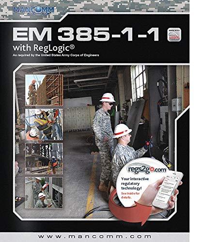Code Book, EM 385-1-1 USACE Regulations by MANCOMM (Image #1)