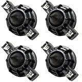 SS Audio Diaphragm 2-Pack for Electro Voice Speaker Horns, DH3, DH2010A, D-DH3, and many others