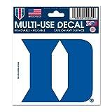 WinCraft NCAA Duke University 94256012 Multi-Use Decal, 3' x 4'