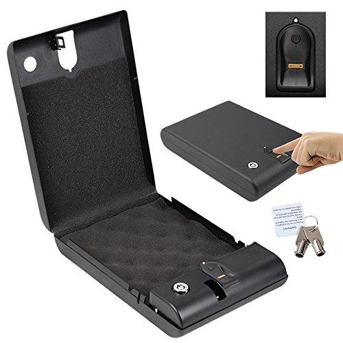 Burglary Fingerprint Safe - 6