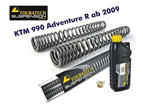 TOURATECH(ツラーテック): フロントフォークスプリング KTM 990 Adventure R(2009-2010)   B018C73UZ4