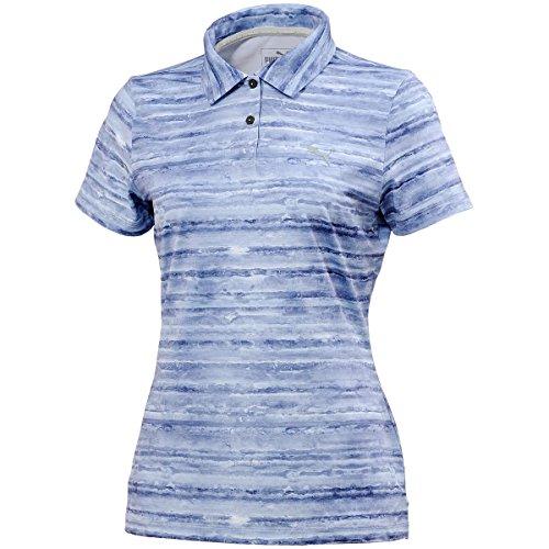 プーマ ゴルフウェア LINグラフィック半袖シャツ 574944 03GY XL
