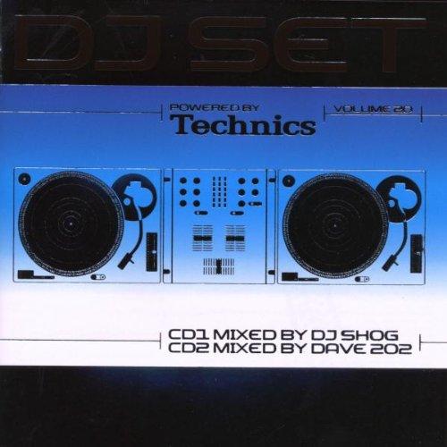 Price comparison product image Technics DJ Set-20