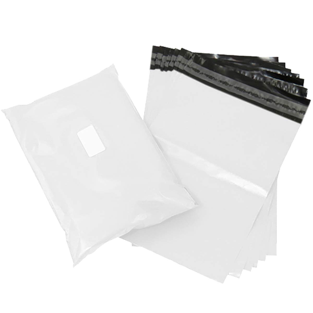 "Grey Mailing Bags Self Seal Strong Postage Postal Poly Pack 250x350mm 10/""x14/"""