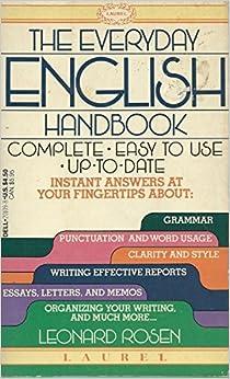 Everyday English Handbook