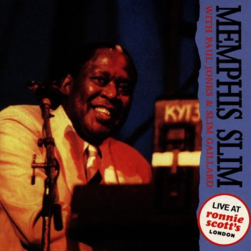 Memphis Slim: Live at Ronnie Scott's by Drg