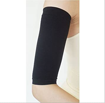 68c99ee4d1115 Image Unavailable. Image not available for. Color  Arm Slimming Compression-Weight  Loss Arm Shaper ...