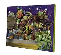 Teenage Mutant Ninja Turtles Light Up Canvas LED Wall Art