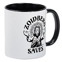 CafePress - Zoidberg Saves Mug - Unique Coffee Mug, Coffee Cup