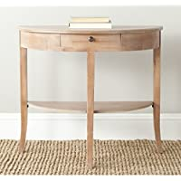 Safavieh American Homes Collection Alex Red Maple Console Table