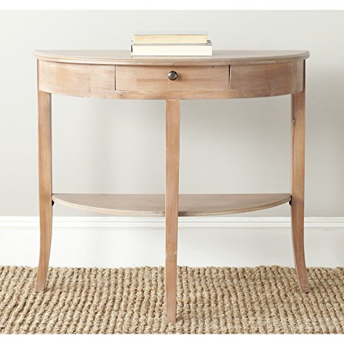 Safavieh American Homes Collection Alex Red Maple Console Table (Sofa Alex)