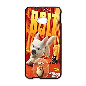 Happy Bolt Case Cover For HTC M7